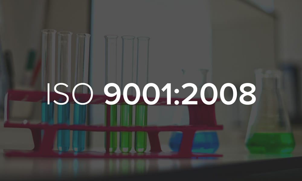Genesis Biosciences US facility awarded ISO 9001:2008 certification