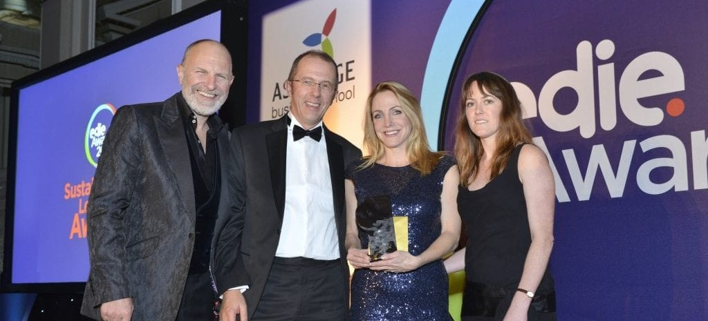 Genesis Biosciences wins major UK award for 'Sustainability Product Innovation'