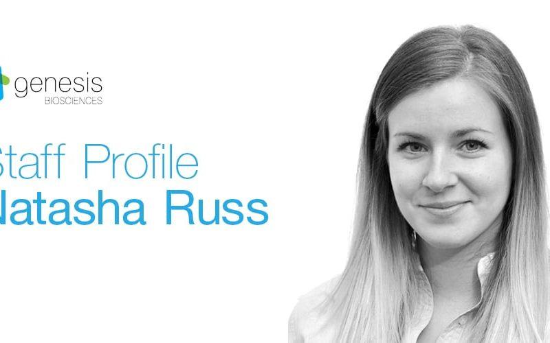Staff Profile: Natasha Russ