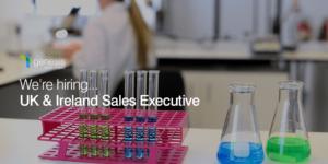We're hiring for a UK & Ireland Sales Executive - Genesis Biosciences UK