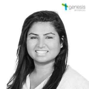 Nadia Meghjani, Microbiology QC Supervisor