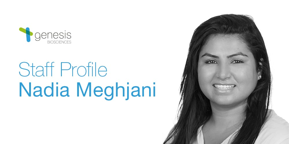 Staff Profile: Nadia Meghjani