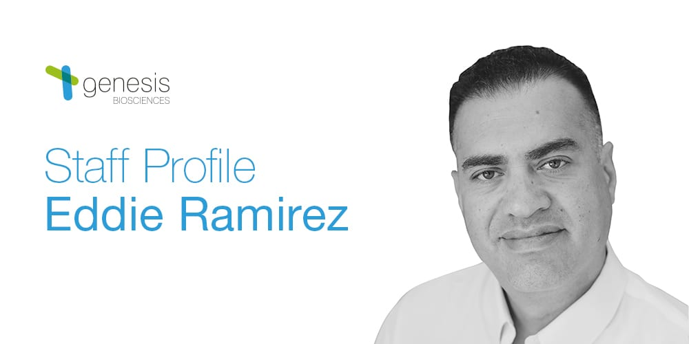 Staff Profile: Eddie Ramirez