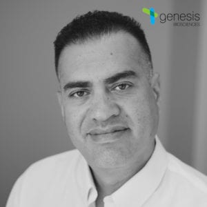 Eddie Ramirez, Fermentation Supervisor at Genesis Biosciences