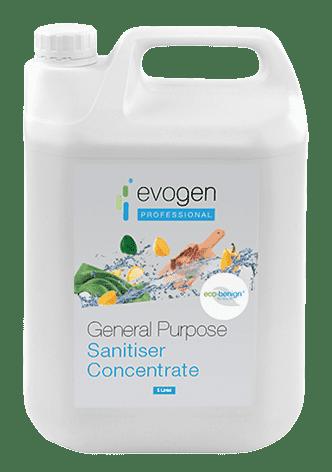 General Purpose Sanitiser Concentrate 2 x 5L