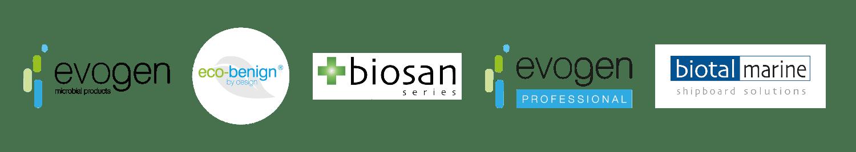 All brands of Genesis Biosciences