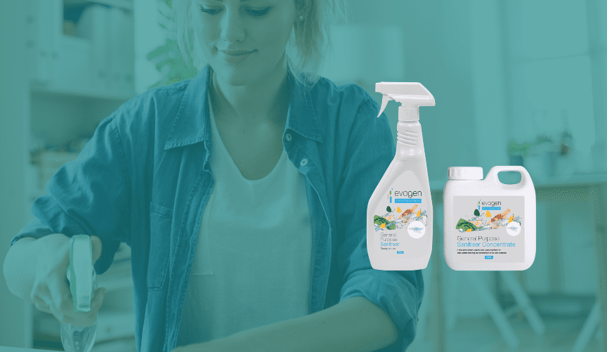 General Purpose Sanitiser lands on Amazon! Two new single quantities available to buy now